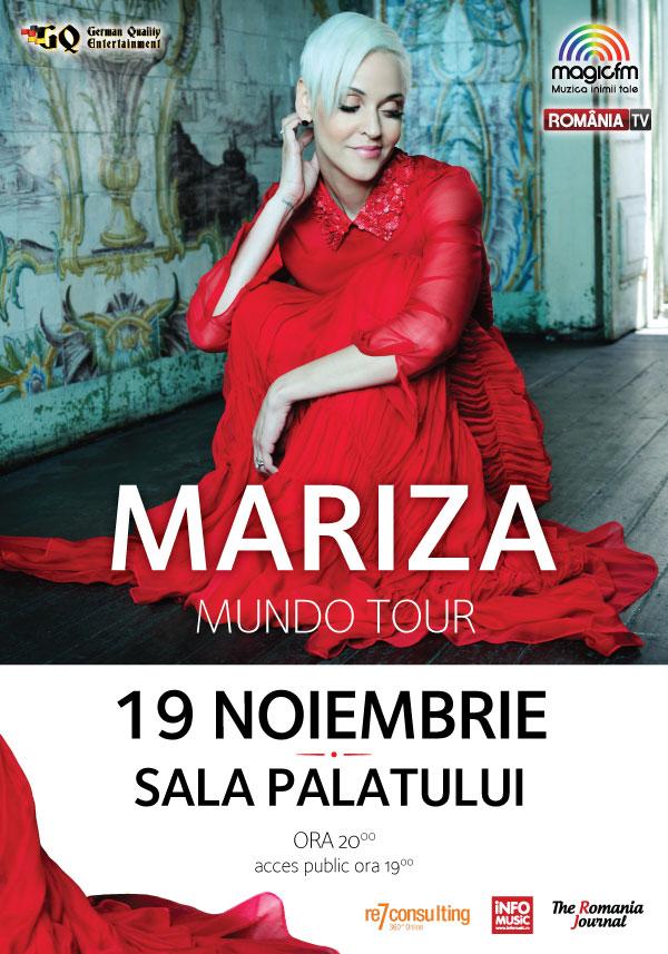 Mariza - Mundo Tour 2016