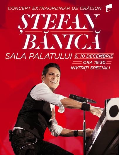 Ștefan Bănică - Concert extraordinar de Crăciun