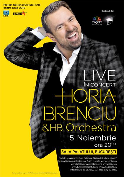 Horia Brenciu & HB Orchestra