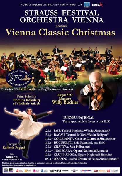 Vienna Classic Christmas - Turneu National 2016