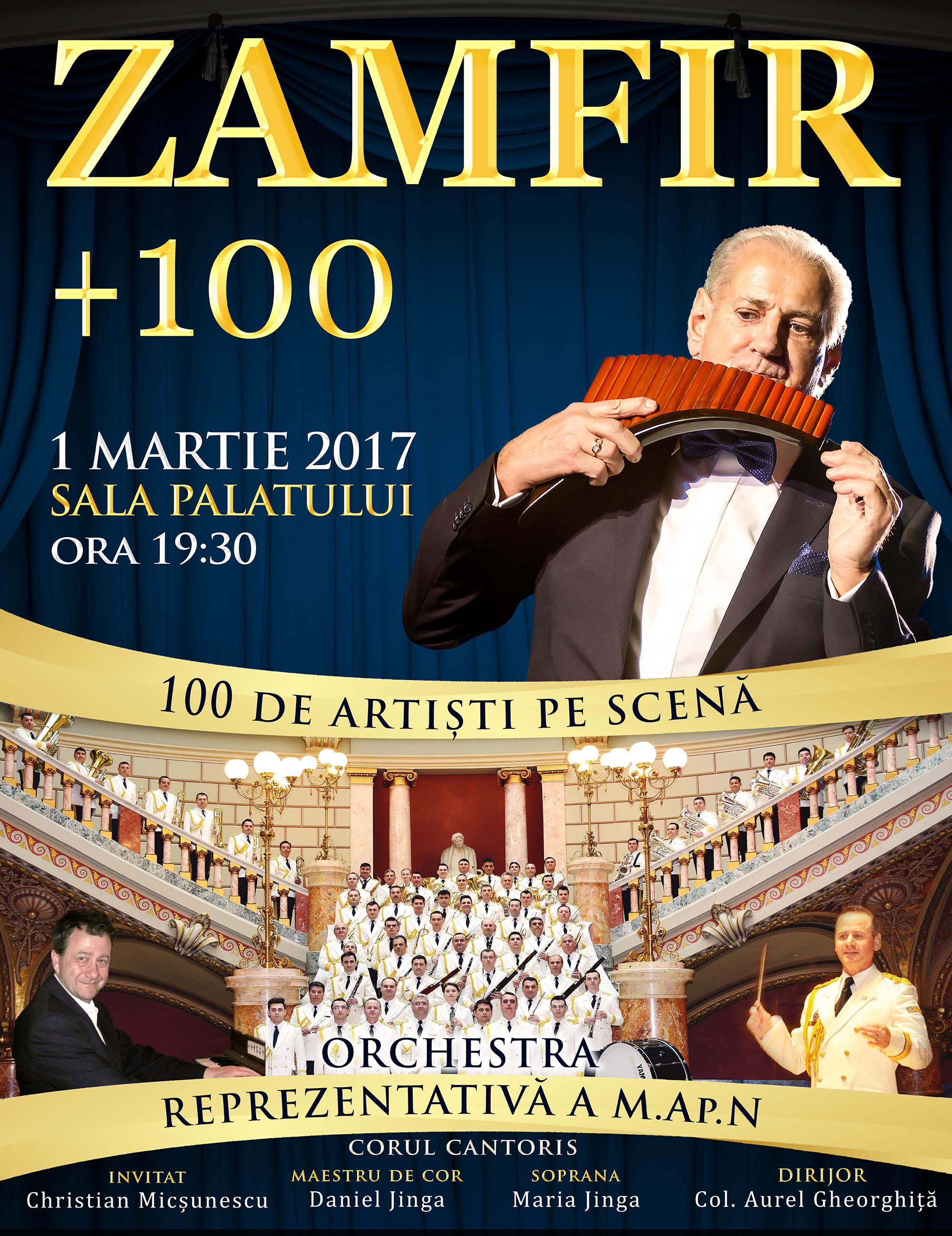 Zamfir +100