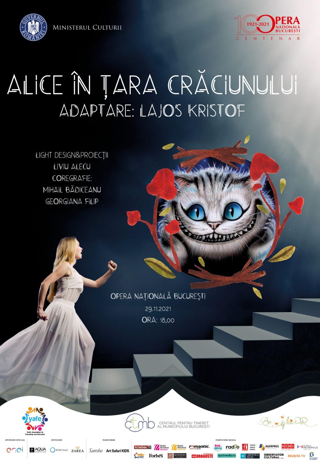 Alice in Tara Craciunului