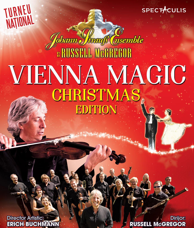 Johann Strauss Ensemble - BRASOV - Vienna Magic - Christmas Edition