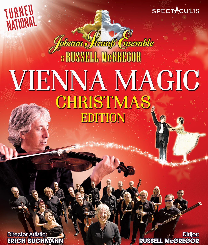 Johann Strauss Ensemble - TIMIŞOARA - Vienna Magic - Christmas Edition