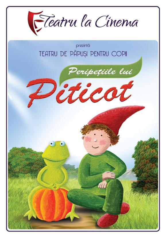 Peripețiile lui Piticot – la Teatru la Cinema din ParkLake