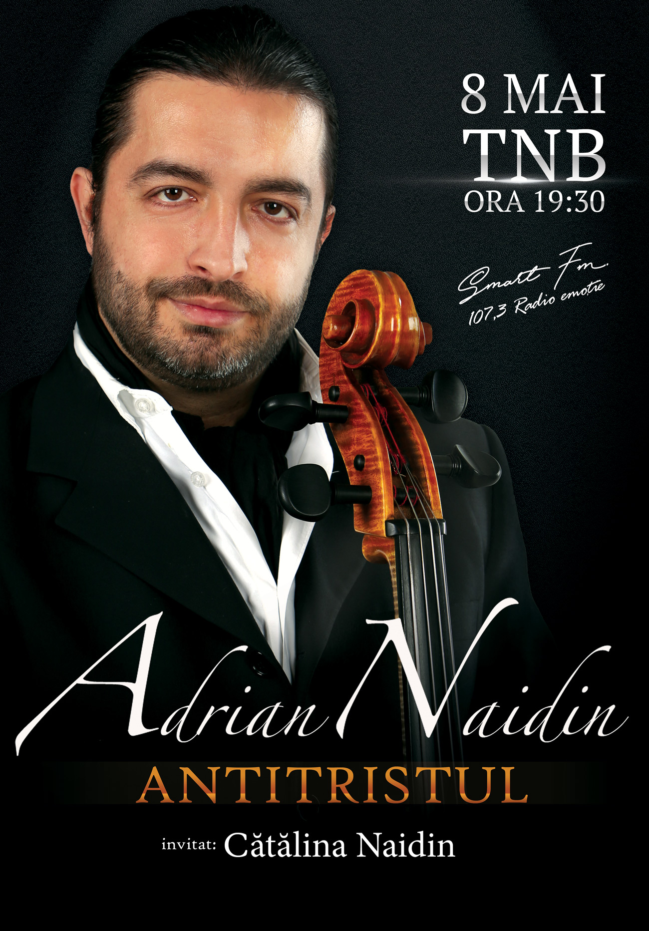 Adrian Naidin - Antitristul