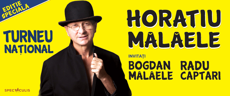 Horaţiu Mălăele - Ediţie specială (BRAŞOV)