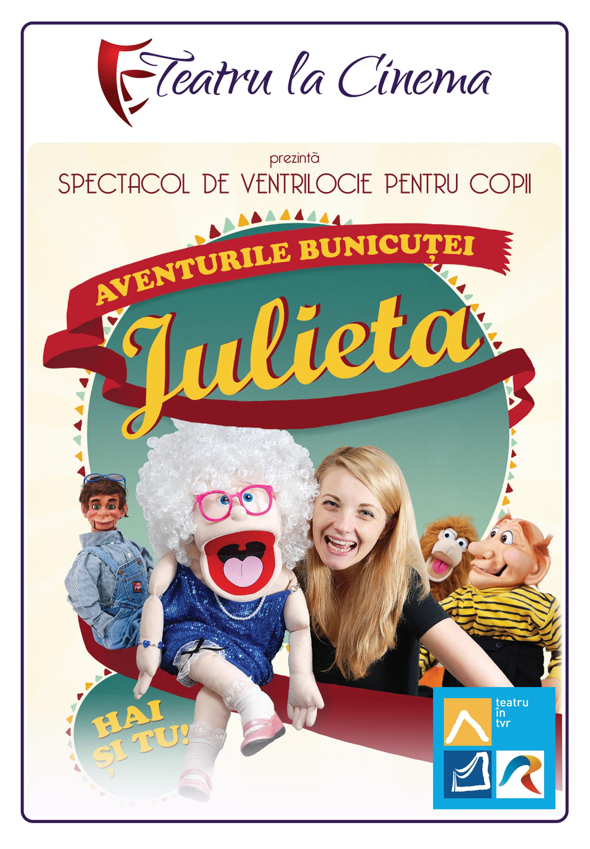 Aventurile bunicuţei Julieta