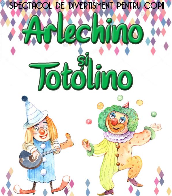 Arlechino şi Totolino