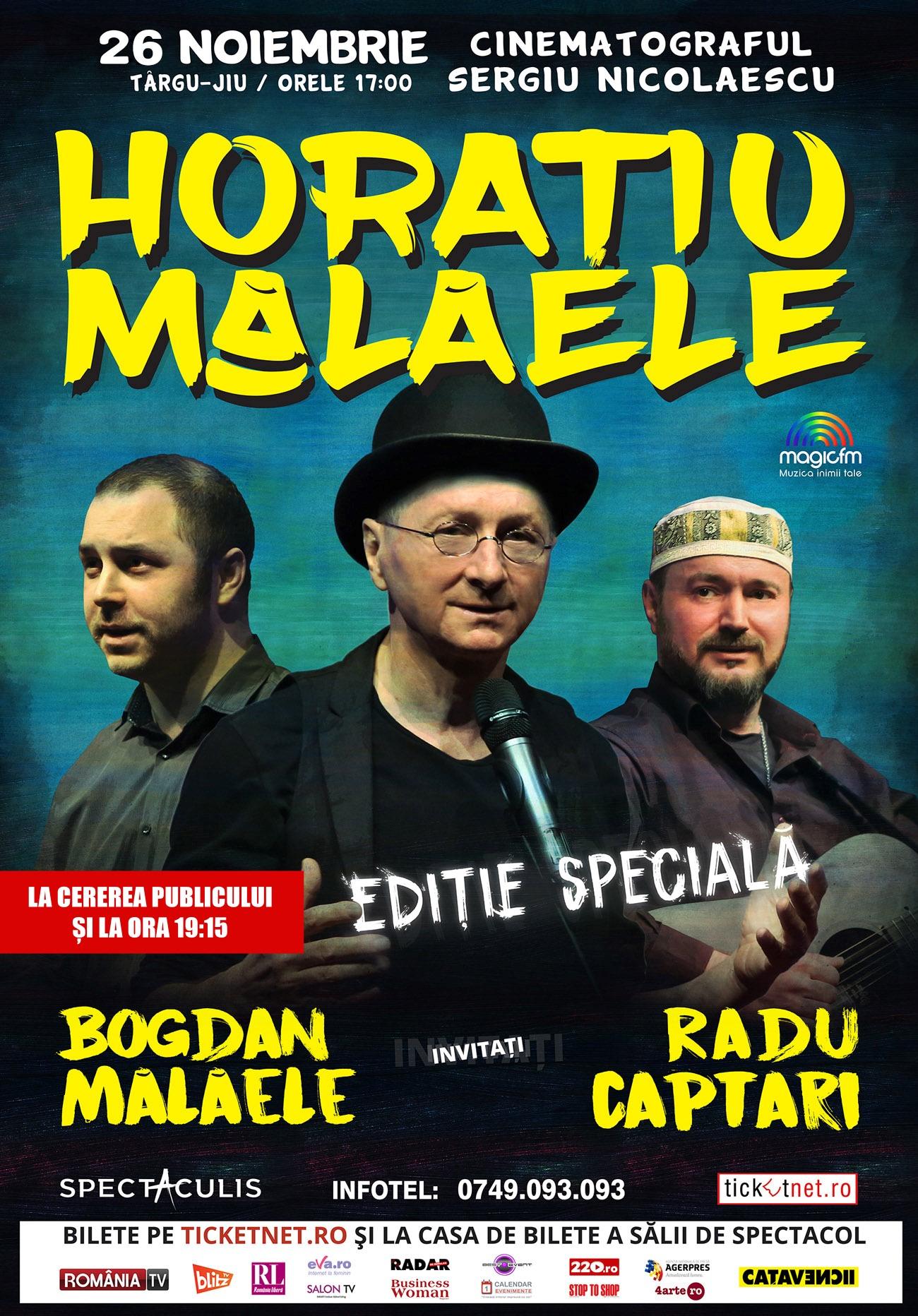 Horaţiu Mălăele - Ediţie specială ...de Crăciun