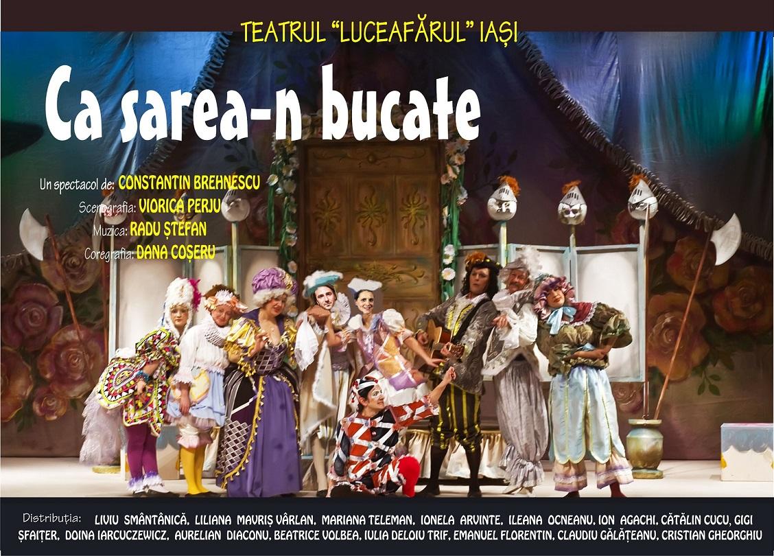 CA SAREA-N BUCATE