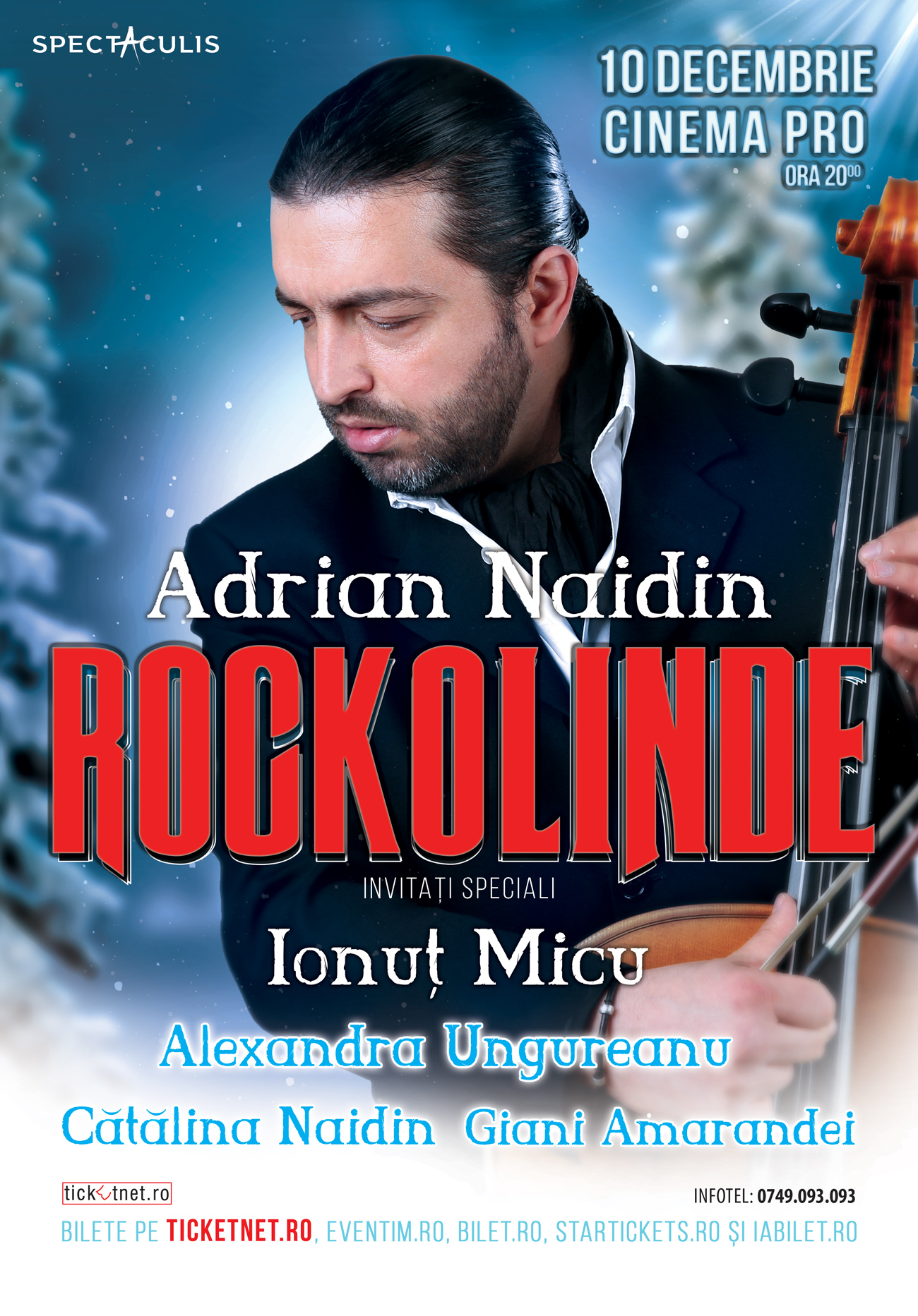 Adrian Naidin - ROCKOLINDE
