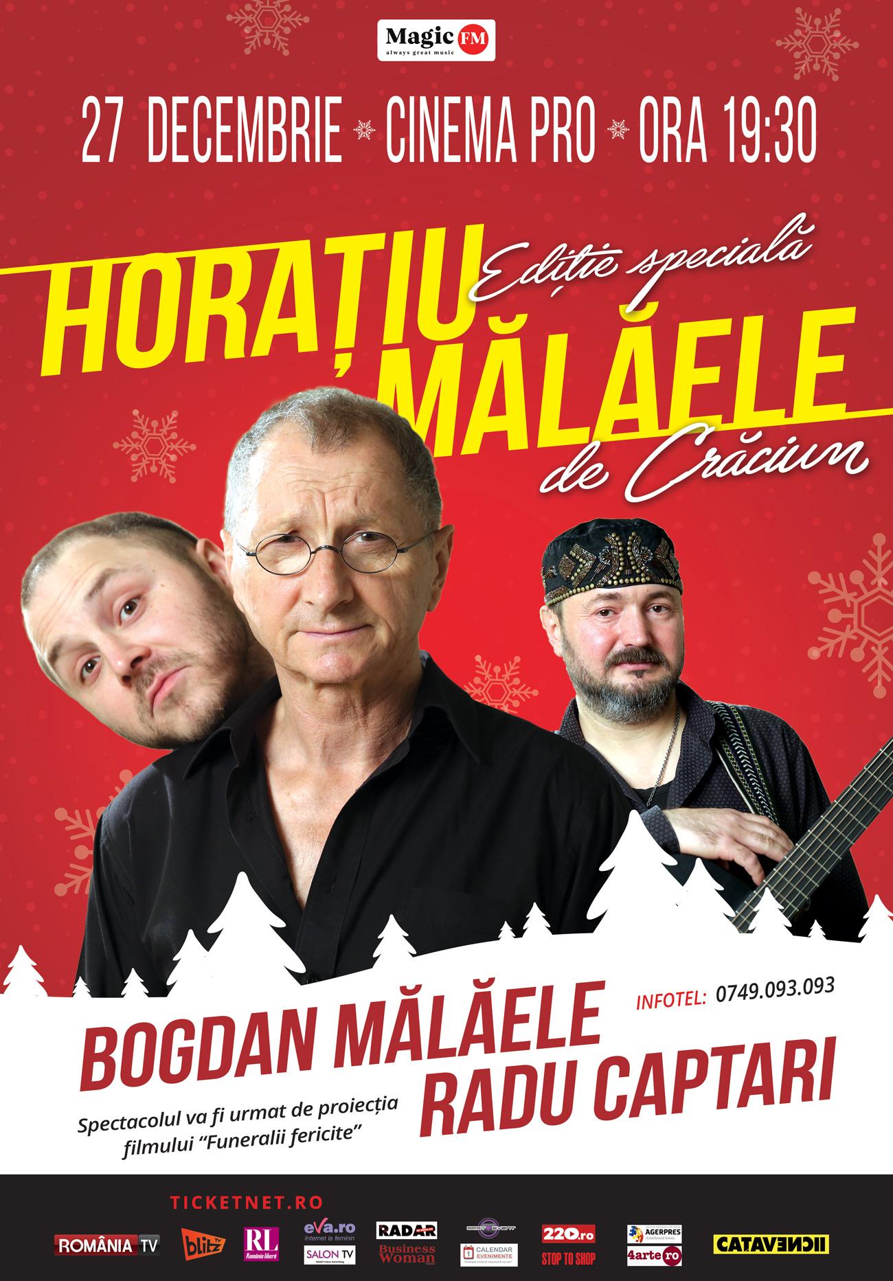 Horaţiu Mălăele - Ediţie specială de Crăciun