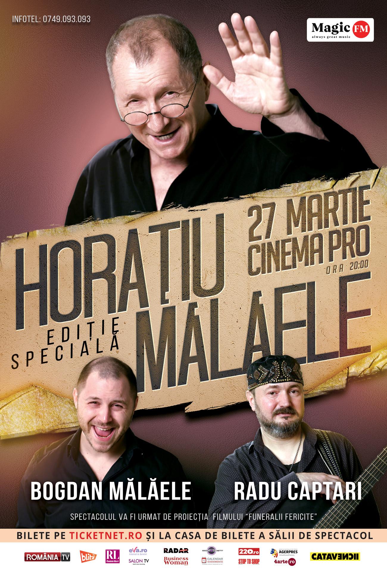 Horaţiu Mălăele - Ediţie specială