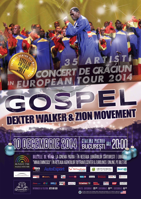 GOSPEL - Concert de Craciun