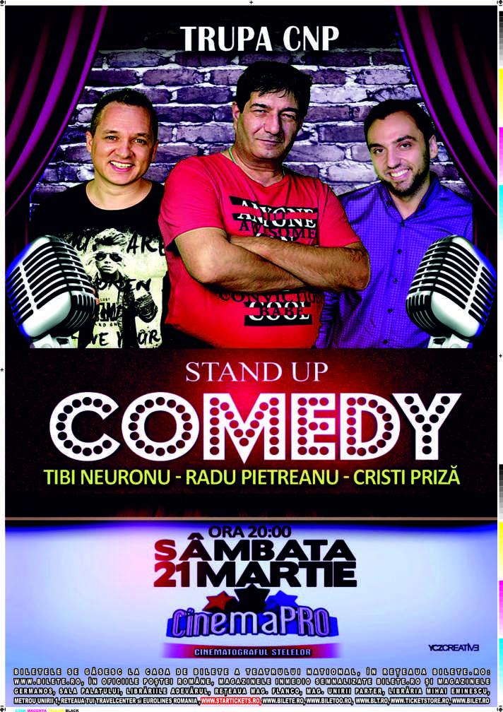 bobita stand up comedy pro cinema