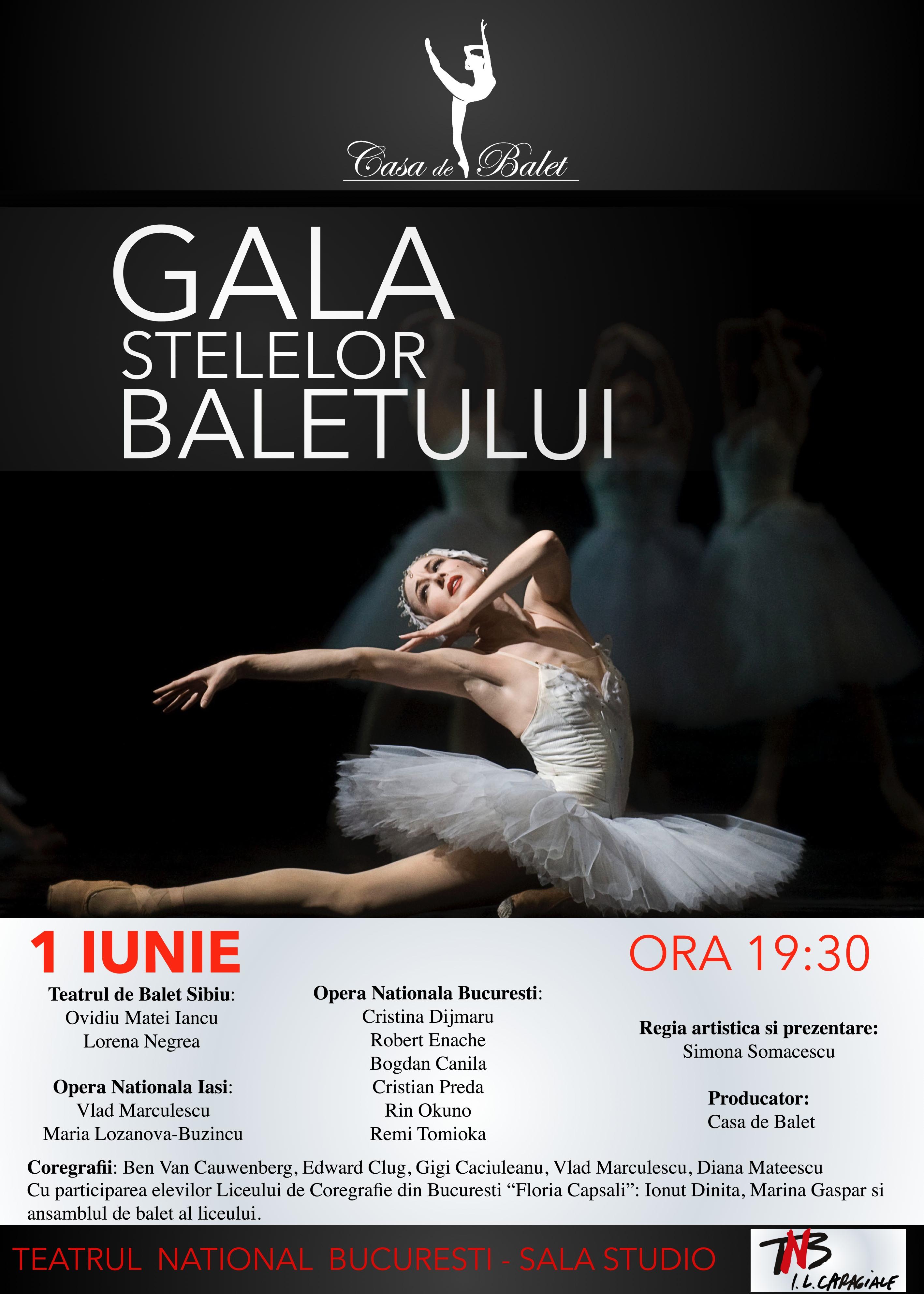 Gala Stelelor Baletului
