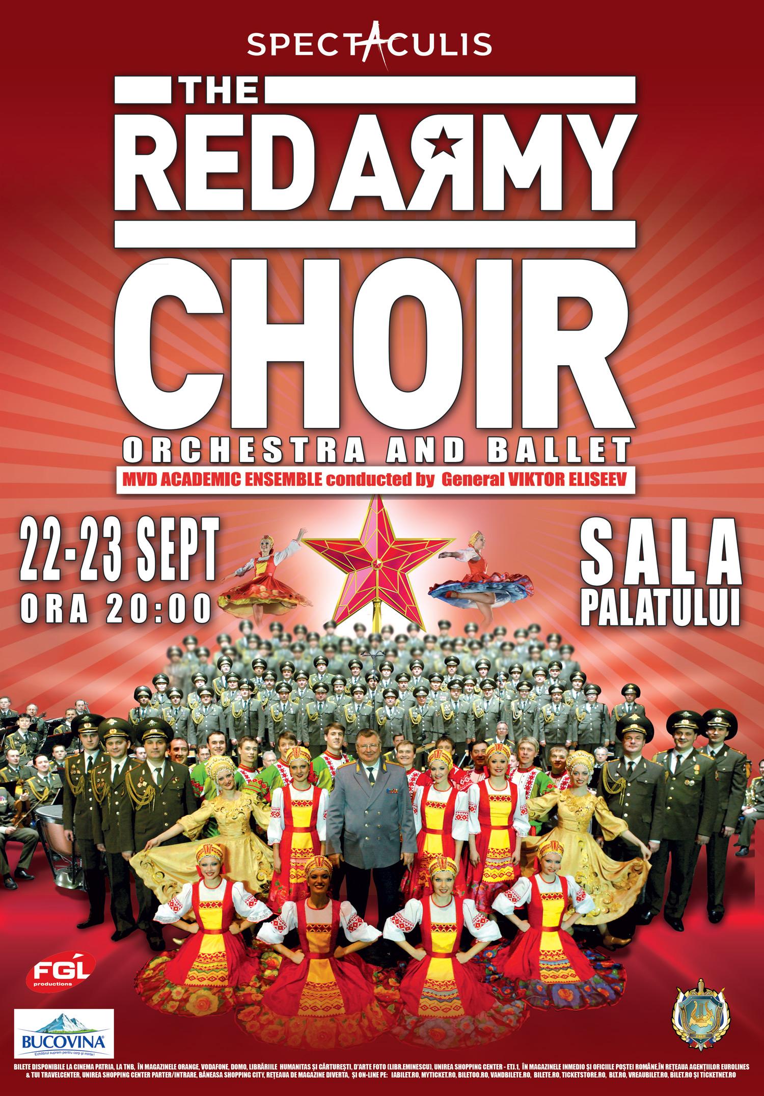 The Red Army Choir