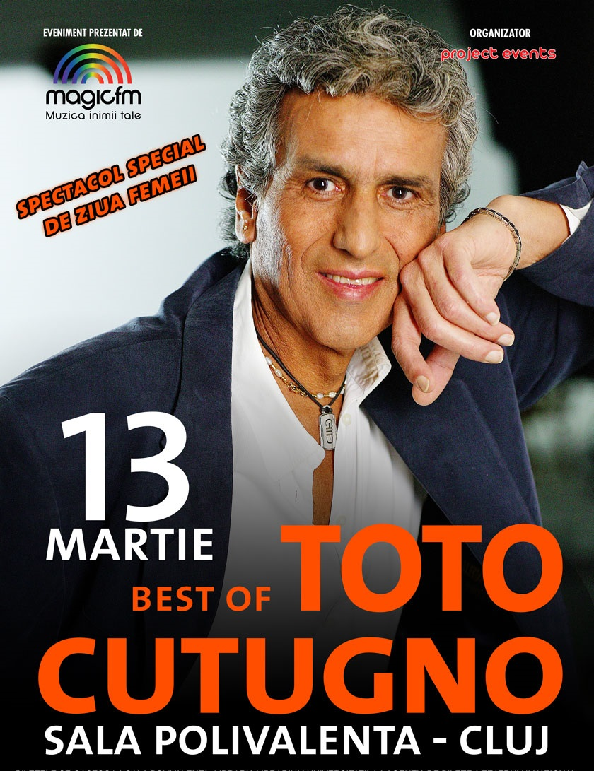 TOTO CUTUGNO - Best of