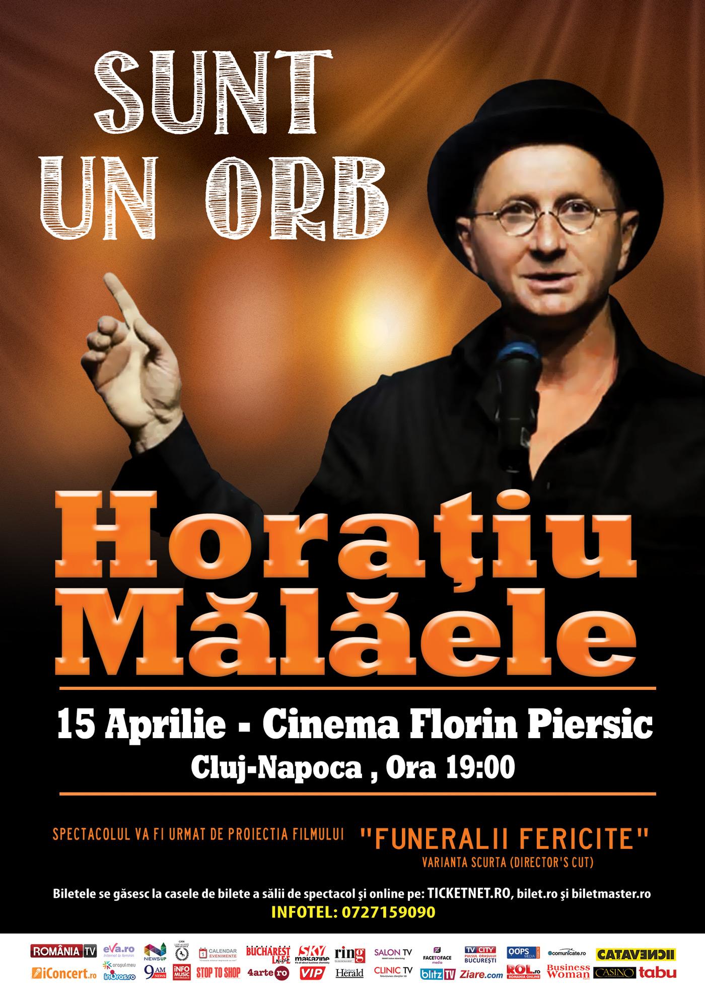 Sunt un orb (Cluj)