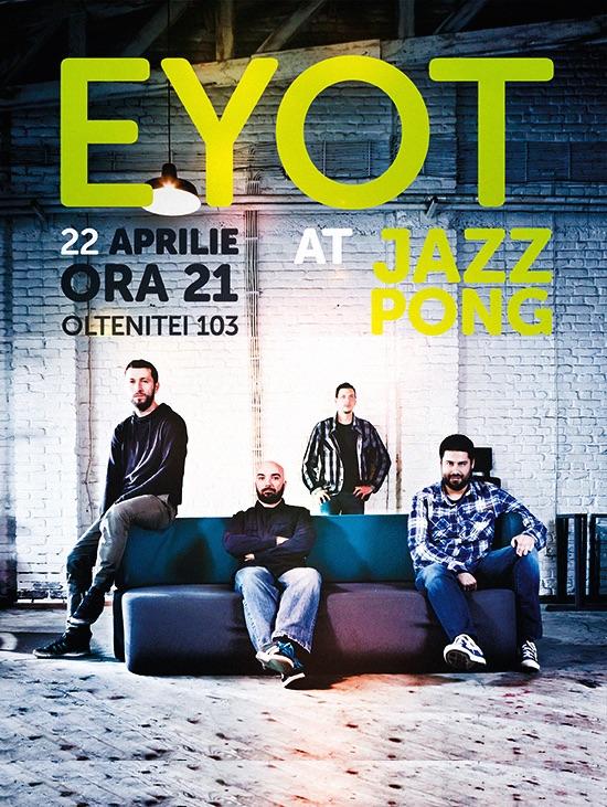 International JAZZ DAY preview w/ EYOT