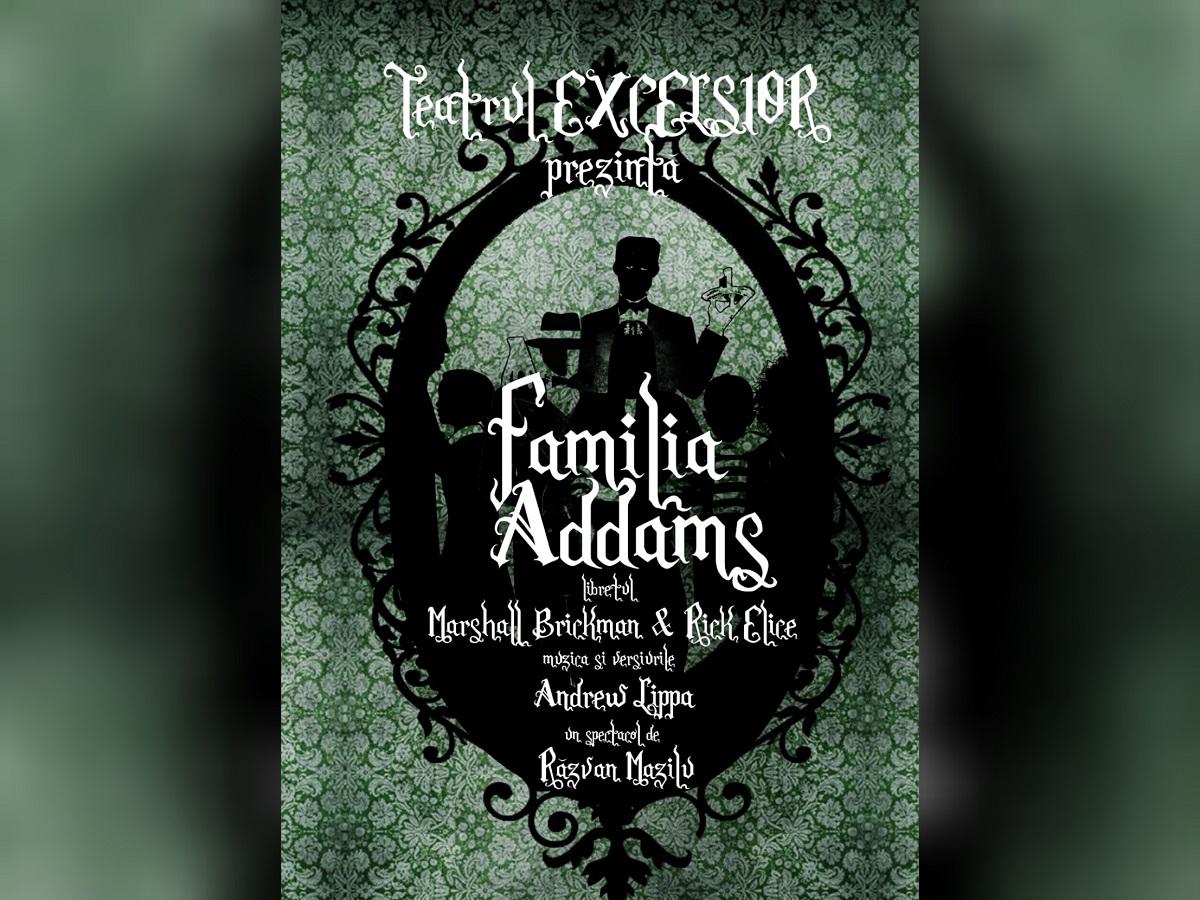 Familia Addams | PREMIERA