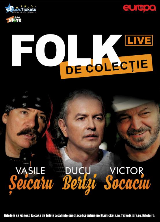 Folk de colectie la Cluj Napoca